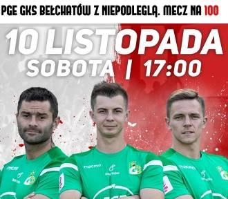 """""""Mecz na 100"""" gra w sobotę PGEGKS Bełchatów"""