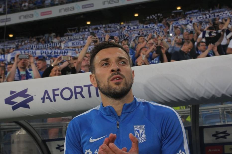 Lech Poznań - Jagiellonia Białystok 0:2