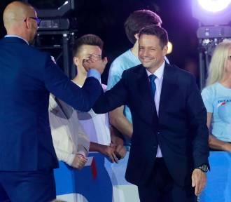 Rafał Trzaskowski wygrywa wybory w Wielkopolsce