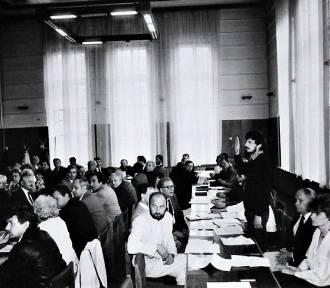 Pierwsza Rada Miasta Malborka spotka się ponownie po ponad 30 latach
