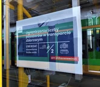 MPK Poznań wzmacnia linie w godzinach szczytu