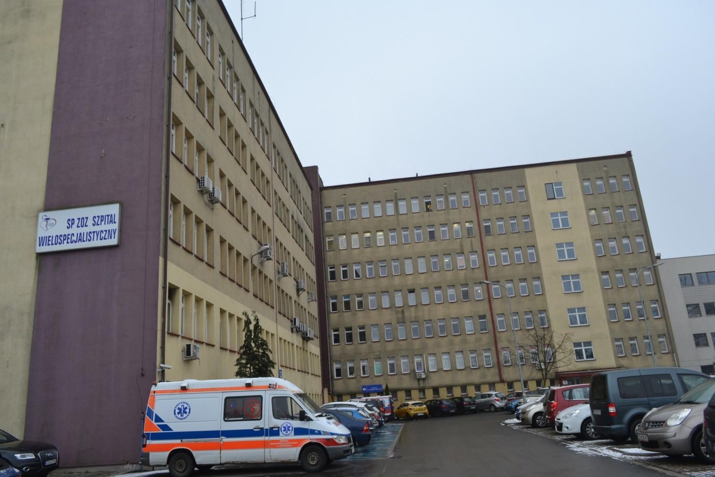 Jeden z masowych punktów szczepień powstanie w części poradni przyszpitalnych Szpitala Wielospecjalistycznego w Jaworznie przy ul