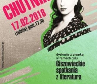 Spotkanie z Sylwią Chutnik w Giszowcu. Pisarka będzie gościem MDK
