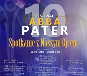 Festiwal Abba Pater w Kaliszu. Znamy szczegóły wydarzenia