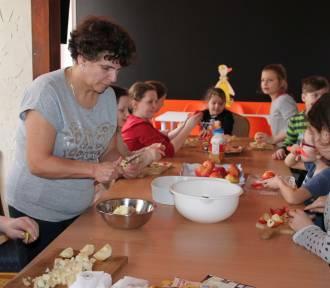 Gmina Czersk. Warsztaty kulinarne w Ośrodku Kultury w Rytlu ZDJĘCIA