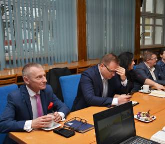 Nowy Dwór Gdański. Spotkanie partnerów dwóch kluczowych projektów