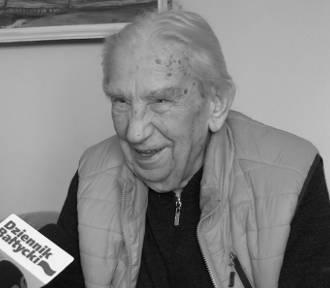 Zmarł Bolesław Bork, pisarz i wybitny dokumentalista z Rekowa Górnego | POŻEGNANIE