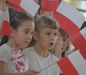 100-lecie niepodległości w SPI nr 8 w Sieradzu (zdjęcia)