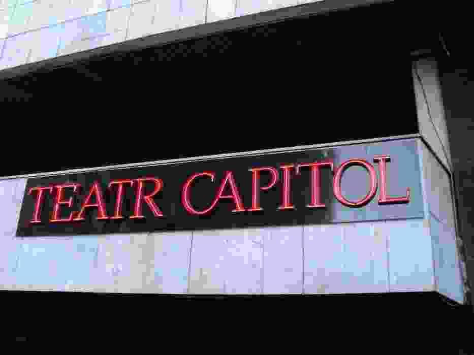 Warszawski Teatr Capitol zaprasza na letnie spektakle