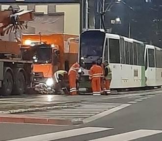 Utrudnienia dla pasażerów komunikacji miejskiej w Szczecinie