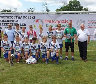 """KKS Kalisz trzeci w turnieju """"Mała Piłkarska Kadra Czeka"""". ZDJĘCIA"""