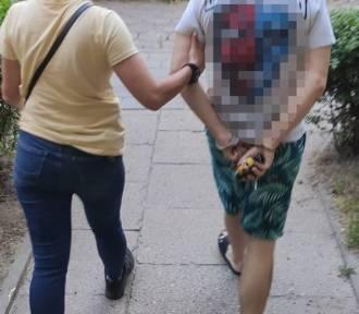 Łódź: Dwie kobiety napadały, a partner jednej z nich sprzedawał fanty