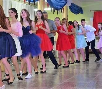 Bal gimnazjalny w Szkole Podstawowej w Krajence [ZDJĘCIA]
