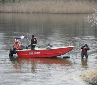 W Nowem z jeziora wyciągnięto ciało mężczyzny