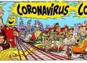 Asteriks, Obeliks i Coronavirus. Autorzy komiksu przewidzieli epidemię?