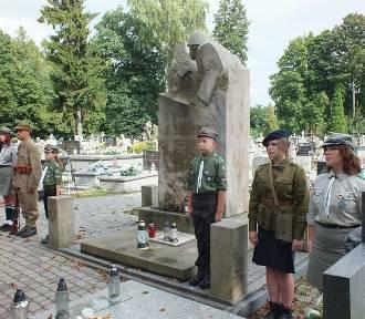 W Starachowicach rozpoczęły obchody 82. rocznicy wybuchu II wojny światowej [ZDJĘCIA]