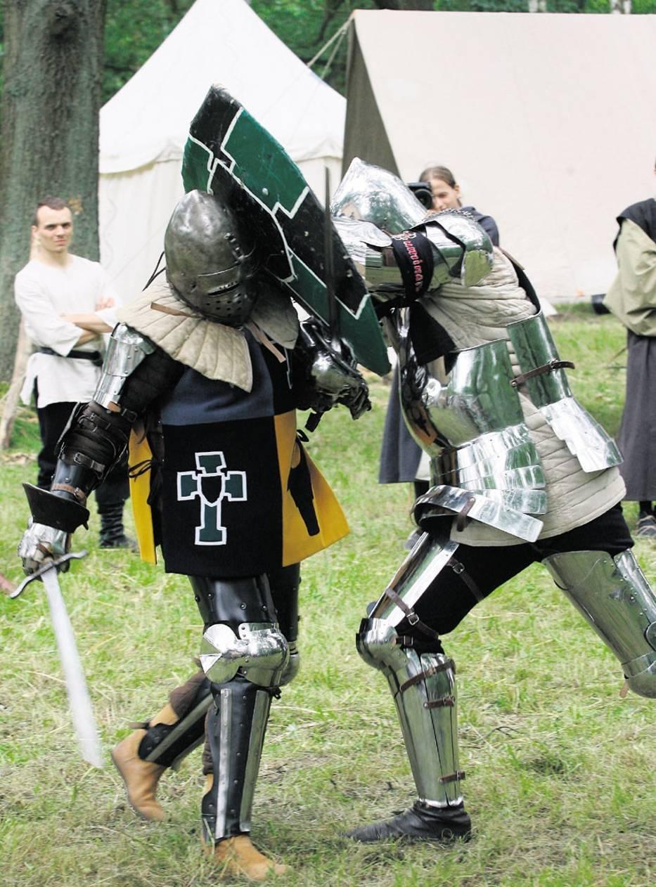 Miłośnicy średniowiecznej wojskowości nie będą zawiedzeni