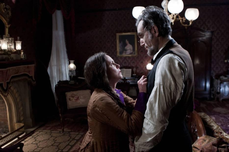 """""""Lincoln"""" - kadr z filmu"""