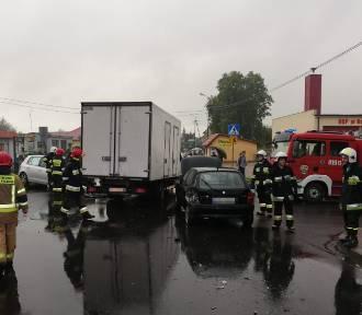 Wypadek w Osieku