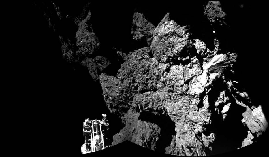 Credit ESA as the source of the images