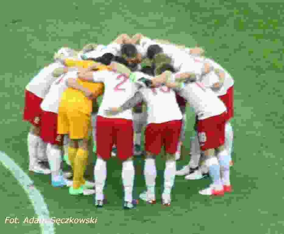 Reprezentacja Polski przed meczem z Grecją
