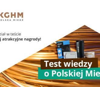 Czy wiesz co siedzi w Polskiej Miedzi? Weź udział w teście