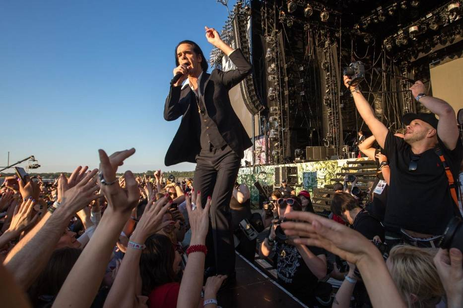 Nick Cave and The Bad Seeds w Polsce