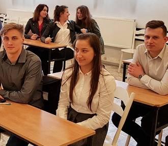 Olimpijskie sukcesy uczniów  ZSP nr 1 w Sieradzu