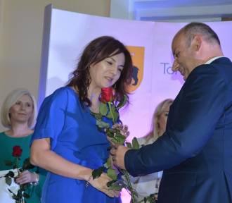 Nagrody prezydenta Tomaszowa Maz. dla nauczycieli (foto+film)