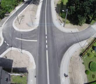 Zakończona rozbudowa drogi wojewódzkiej numer 188 od Skórki do Debrzna-Wsi