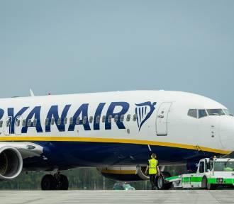 Jesienią 4 nowe kierunki lotów z Poznania. Ryanair ogłosił siatkę połączeń