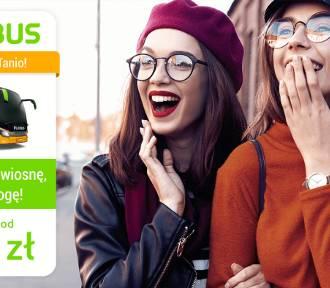 FlixBus. Błyskawiczna promocja - bilety za 99 groszy