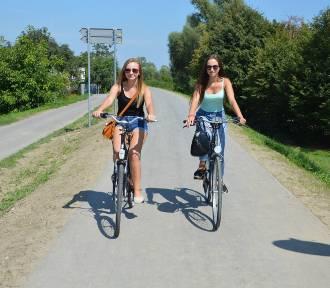 Tarnowskie. Szlak rowerowy wzdłuż Dunajca bije rekordy