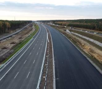 S3 Polkowice -Lubin: Oddają do ruchu jedną jezdnię między tymi węzłami