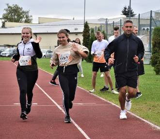Uczniowie pobiją rekord Polski? W piątek odbył się Bieg Erasmusa