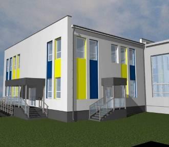 W listopadzie ruszy rozbudowa szkoły w Golejowie [WIZUALIZACJE]