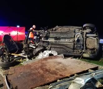 Tragiczny wypadek na S5 w Cotoniu. Jedna osoba nie żyje