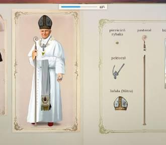 Ubierz JP II w papieskie szaty. Gra promowana przez ministra Czarnka budzi emocje