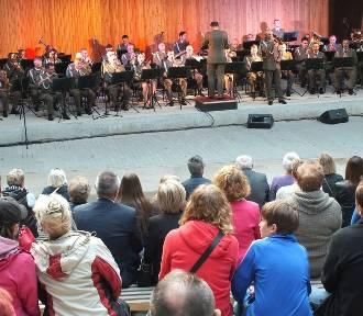Kolejny koncert wojskowej orkiestry w Starachowicach [ZDJĘCIA]
