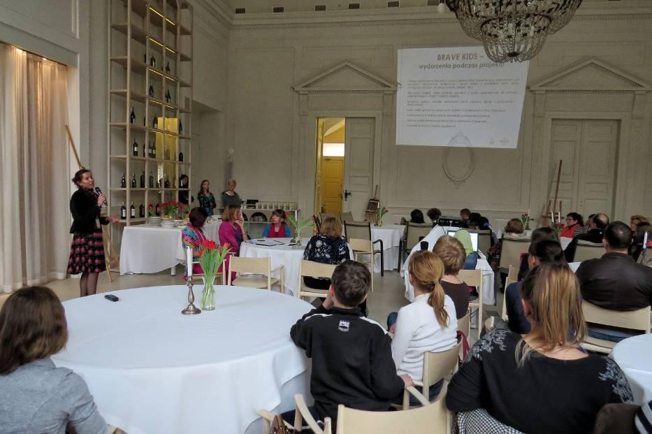 Spotkanie organizacyjne Brave Kids 2014