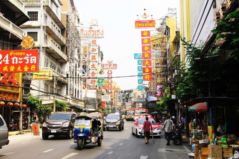 Tajlanda, Turcja - 1%