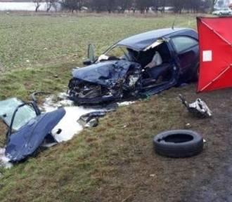 Tragiczny wypadek na DK94. Dwie osoby nie żyją