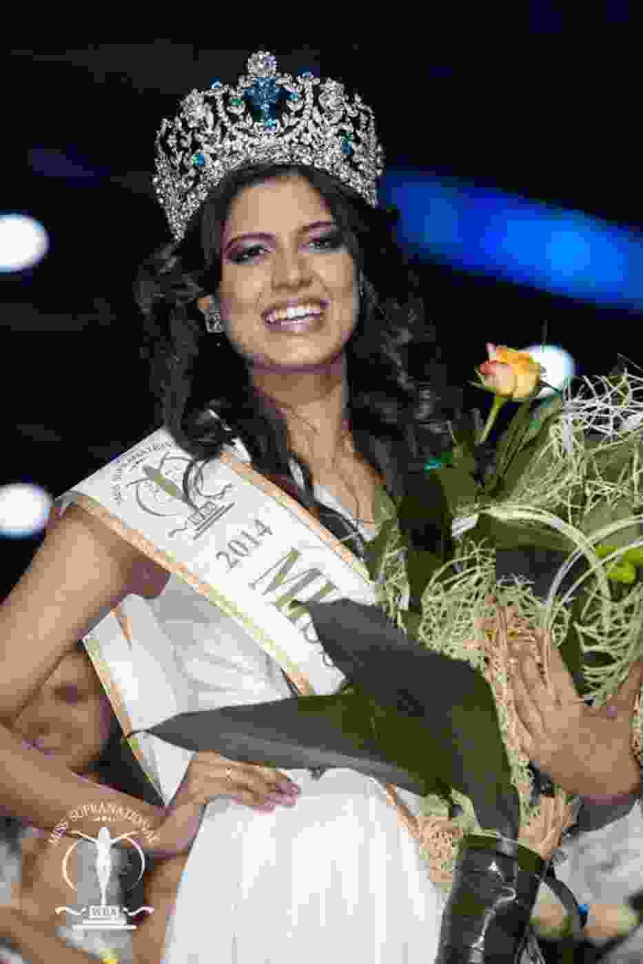 Miss Supranational 2014