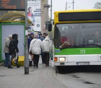 Uwaga! Przez spore zmiany w centrum Zielonej Góry od 12 marca autobusy w mieście pojadą objazdami