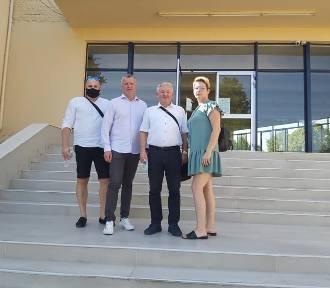 Grecja czeka na uczniów z Warty.Umowa została dziś podpisana ZDJĘCIA