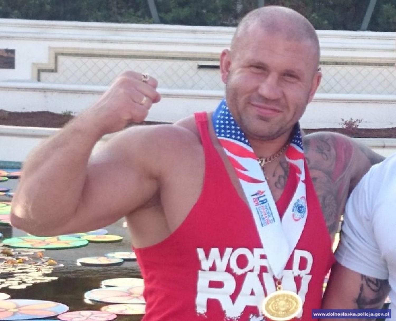 Obronił tytuł olimpijski. Strongman Andrzej Kocyła wciąż na fali!