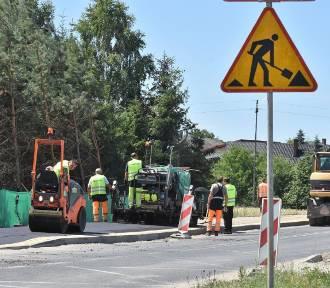 Gmina Zblewo. Z Borzechowa do Wirt rowerem nową ścieżką
