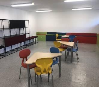Kolejne inwestycje w Zespole Szkół w Krzywiniu. Szkoła pięknieje [ZDJĘCIA]