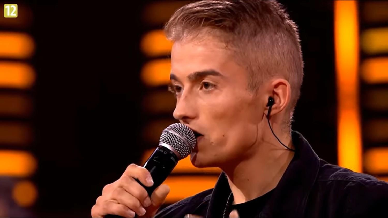 "Mateusz Wojkowski odpadł z programu ""The Voice of Poland"""
