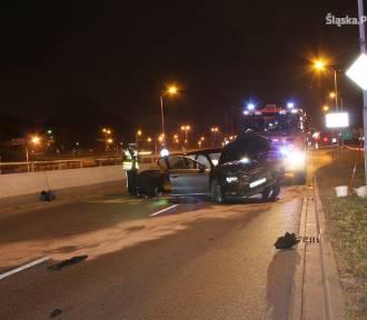 Strzelanina w Katowicach. Policjant ranny, zatrzymano poszukiwanych [AKTUALIZACJA]